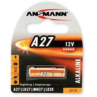 Ansmann Batterie A27 12V Alkaline
