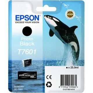 Epson Tinte photo schwarz 25.9ml