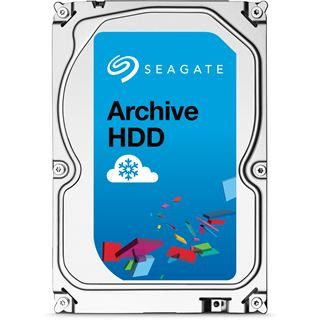 """8000GB Seagate Archive HDD v2 ST8000AS0002 128MB 3.5"""" (8.9cm) SATA 6Gb/s"""