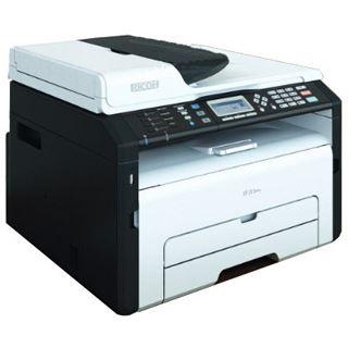 Ricoh SP 213SFNw 903786 S/W Laser Drucken/Scannen/Kopieren/Faxen LAN/USB 2.0/WLAN
