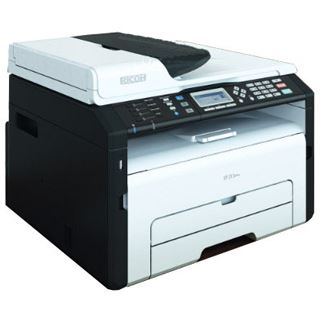 Ricoh SP 211SF S/W Laser Drucken/Scannen/Kopieren/Faxen USB 2.0