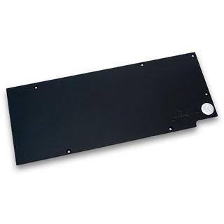 EK Water Blocks FC980 GTX Strix schwarz Backplate für Asus GTX 980 STRIX DCII OC (3831109830345)