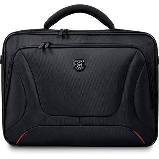 "Port Notebook Tasche CourchevelCL 43,9m (17,3"") schwarz"