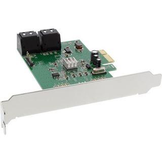 InLine 76617E 4 Port PCIe 2.0 x1 retail