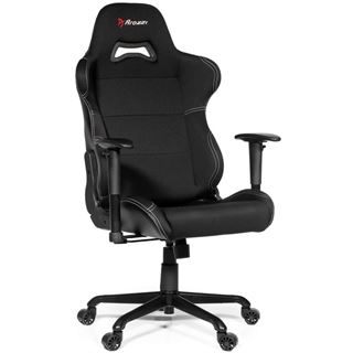 Arozzi Torretta XL Gaming Chair, Stoff - schwarz
