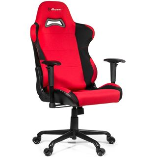 Arozzi Torretta XL Gaming Chair, Stoff - rot