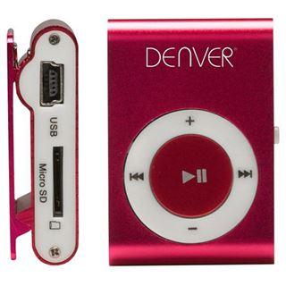 Denver MPS-110NF MP3 Player mit Clip pink