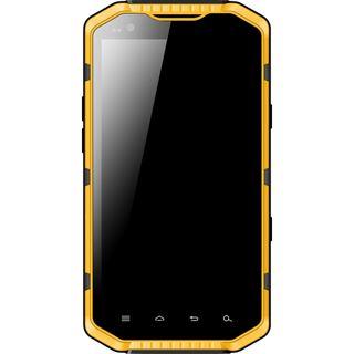 RugGear RG700 Dual-Sim 8 GB schwarz/gelb