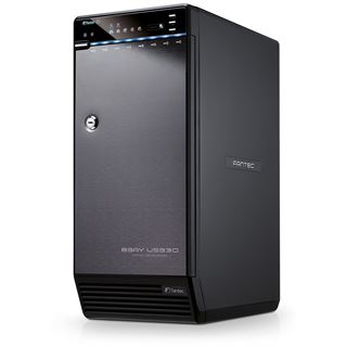 "Fantec QB-X8US3 3.5"" (8,89cm) eSATA / USB 3.0 schwarz"