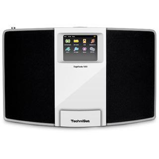 TechniSat Digitalradio f.Internet f.DAB+,D DigitRadio 500 ws