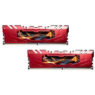 8GB G.Skill Ripjaws DDR4-2400 DIMM CL15 Dual Kit