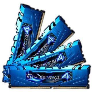 32GB G.Skill Ripjaws DDR4-2800 DIMM CL15 Quad Kit