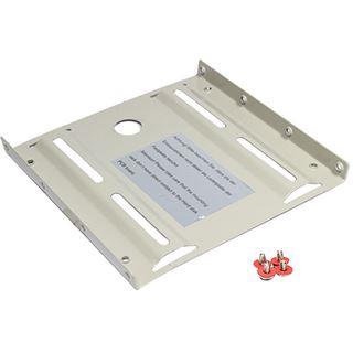 """Good Connections Einbaurahmen für 2,5"""" Festplatten/SSDs (5044-40B)"""