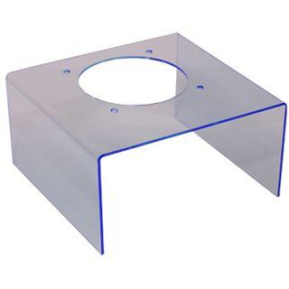 Good Connections transparenter Gehäusedeckel für Netzteile (PSU-BL)