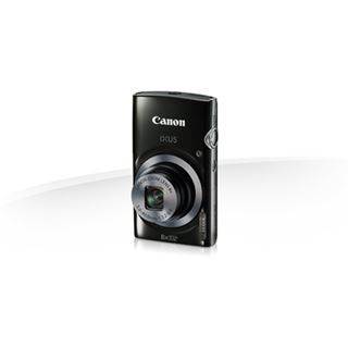 Canon Digital Ixus 160 schwarz 20 Megapixel Auflösung, 1/2,3 Zoll Bildsensor schwarz