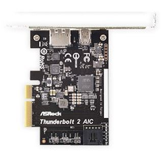 Asrock Thunderbolt Schnittstelle Karte retail