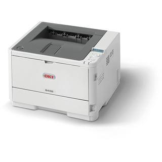 OKI B432dn S/W Laser Drucken LAN/USB 2.0