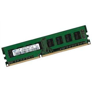 4GB Samsung Value (Bulk) DDR3-1600 DIMM CL13 Single