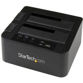 """Startech Dockingstation für 2x 2.5"""" oder 3.5"""" SATA Festplatten (SDOCK2U33RE)"""