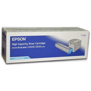 Epson Toner C13S050228 cyan
