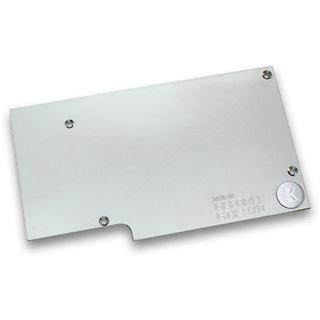 EK Water Blocks FC970 GTX nickel Backplate für GTX970 (3831109869444)