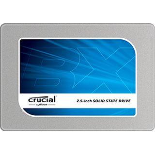 "120GB Crucial BX100 2.5"" (6.4cm) SATA 6Gb/s MLC (CT120BX100SSD1)"
