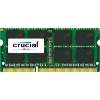 4GB Crucial CT2KIT25664BF160BJ DDR3L-1600 SO-DIMM CL11 Dual Kit