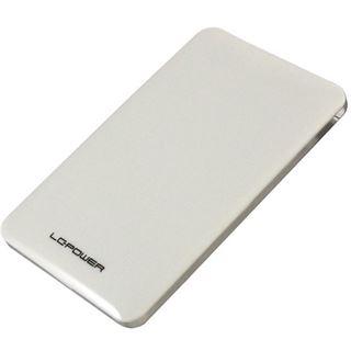 "LC-Power LC-25U3-7B 2.5"" (6,35cm) USB 3.0 weiss"