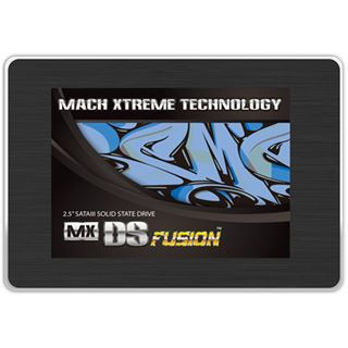 "480GB Mach Xtreme Technology MX-DS FUSION ULTRA 2.5"" (6.4cm) SATA 6Gb/s MLC (MXSSD3MDSFU-480G)"