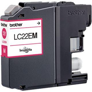 Brother Tinte LC22EM magenta