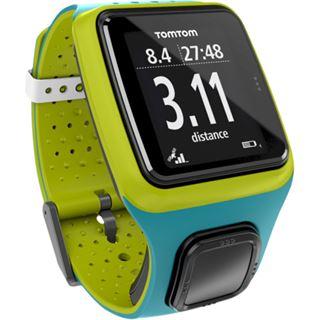 Tomtom Sport Runner Watch Limited türkis/grün