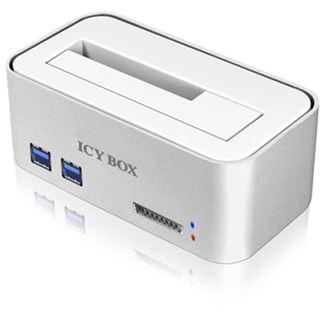 """ICY BOX IB-111HCr-U3 Dockingstation für 2.5"""" und 3.5"""" Festplatten (20713)"""