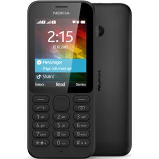 Nokia 215 Dual Sim schwarz