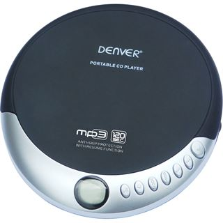 Denver DMP-389 Discman mit Anti-Shock
