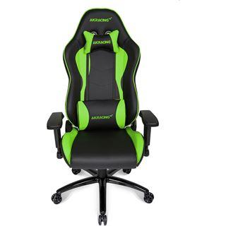 AKRACING Nitro Gaming Chair - schwarz/grün