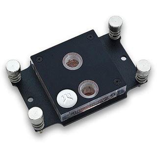 EK Water Blocks Supremacy MX AMD Acrylglas / Aluminium / Kupfer CPU Kühler