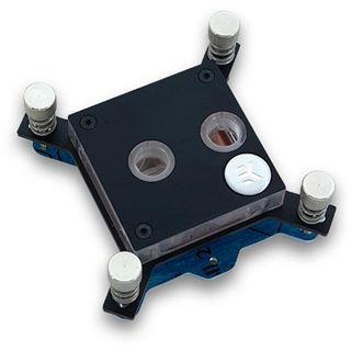 EK Water Blocks Supremacy MX Acrylglas / Aluminium / Kupfer CPU Kühler