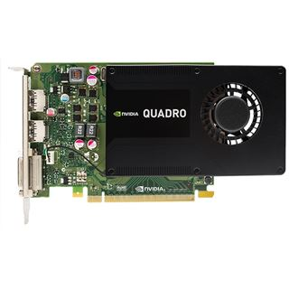 4GB Dell Quadro K2200 Aktiv PCIe 2.0 x16 (Retail)
