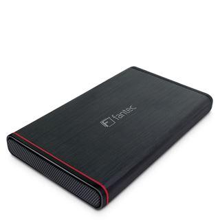 "Fantec 225U3eSATAp-6G 2.5"" (6,35cm) eSATAp / USB 3.0 schwarz"