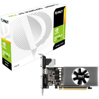 1GB Palit GeForce GT 730 Aktiv PCIe 2.0 x 8 (Retail)