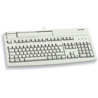 CHERRY G80-8000LUVDE-0 CHERRY MX USB Deutsch grau (kabelgebunden)
