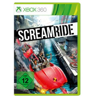 Microsoft Scream Ride (X360)