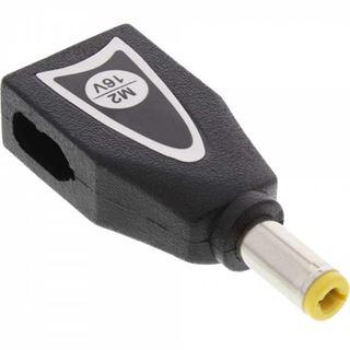 InLine Wechselstecker M2 für Universal Netzteil, 90W/120W, schwarz