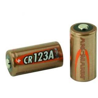 Ansmann Lithium Photobatterie 3V CR123A bulk (5020011)