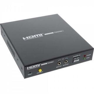 InLine HDMI Smart Matrix / Videowand System, Sendeeinheit, FullHD, max. 100m