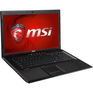 """Notebook 17.3"""" (43,94cm) MSI GP70 2QE Leopard-GP70-2QEi545"""