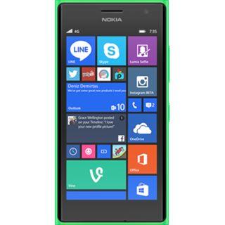 Microsoft Lumia 735 grün