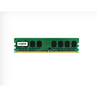 2GB Crucial CT25672AA80EA DDR2-800 ECC DIMM CL5 Single