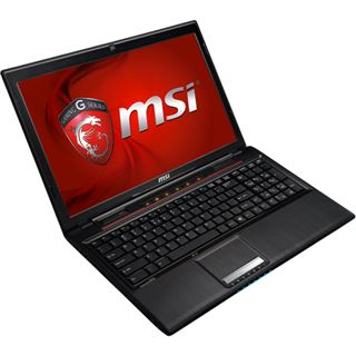"Notebook 15.6"" (39,62cm) MSI GP60-2QEI545FD I5-4210H"
