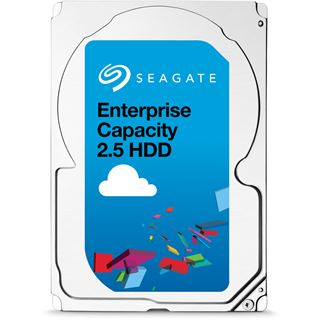 "2000GB Seagate Enterprise Capacity 2.5 512e ST2000NX0253 128MB 2.5"" (6.4cm) SATA 6Gb/s"